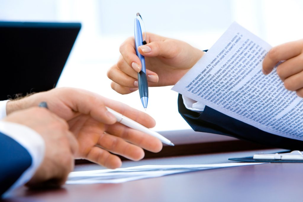 smart legal contracts